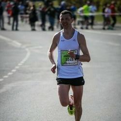 The 27th Lattelecom Riga Marathon - Andrejs Bondarevs (3245)