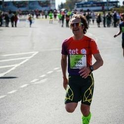 The 27th Lattelecom Riga Marathon - Jānis Mežiels (5304)