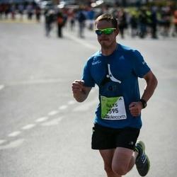 The 27th Lattelecom Riga Marathon - Valts Laicāns (3595)