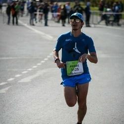 The 27th Lattelecom Riga Marathon - Pierre Bonnet (3125)