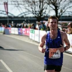 The 27th Lattelecom Riga Marathon - Vadims Belousovs (1984)