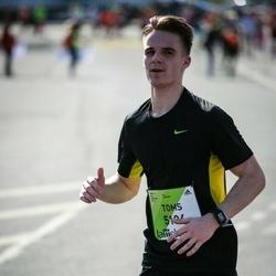 The 27th Lattelecom Riga Marathon - Toms Olands (5194)