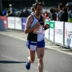 The 27th Lattelecom Riga Marathon - James Messam (523)