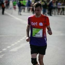 The 27th Lattelecom Riga Marathon - Zane Garokalne (5022)