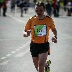 The 27th Lattelecom Riga Marathon - Sergei Bessonov (7070)