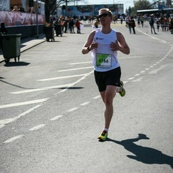 The 27th Lattelecom Riga Marathon - Niklas Rübke (6166)