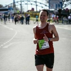 The 27th Lattelecom Riga Marathon - Intars Nikonovs (5570)