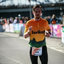 The 27th Lattelecom Riga Marathon - Pēteris Grīviņš (368)