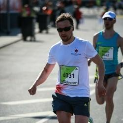 The 27th Lattelecom Riga Marathon - Anžijs Viļčevskis (6031)