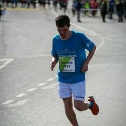 The 27th Lattelecom Riga Marathon - Vladimir Pavkin (4997)