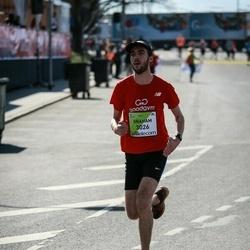 The 27th Lattelecom Riga Marathon - Graham Atkins (3026)