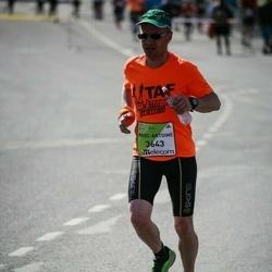 The 27th Lattelecom Riga Marathon - Marc-Antoine Louis (3643)