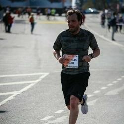 The 27th Lattelecom Riga Marathon - Matthias Dantone (1038)