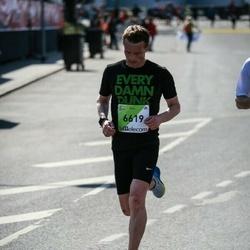 The 27th Lattelecom Riga Marathon - Andrei Kandratsenia (6619)