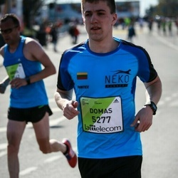 The 27th Lattelecom Riga Marathon - Domas Miciulevičius (5277)