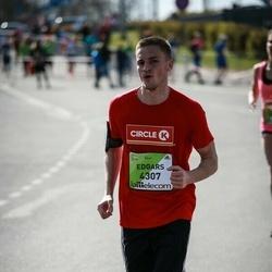 The 27th Lattelecom Riga Marathon - Edgars Šilbergs (4307)