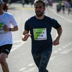 The 27th Lattelecom Riga Marathon - Harold Saar (2536)