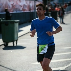 The 27th Lattelecom Riga Marathon - Maikel Roodenrijs (2550)