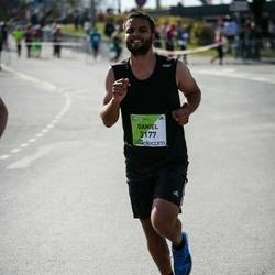 The 27th Lattelecom Riga Marathon - Daniel Martins (3177)