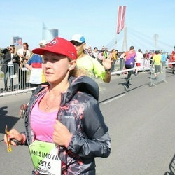 The 27th Lattelecom Riga Marathon - Anisimova Anastasiya (4876)