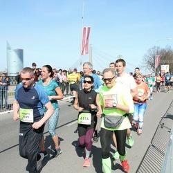 The 27th Lattelecom Riga Marathon - Imants Zaķis (2599), Anna Valtere (6114)