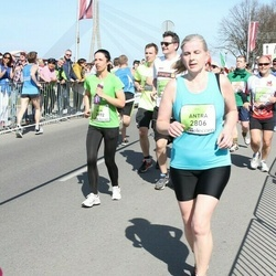 The 27th Lattelecom Riga Marathon - Antra Enkure (2806), Aija Mačule (3972)