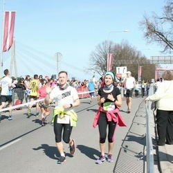 The 27th Lattelecom Riga Marathon - Pavel Antoshkin (398), Anastasiia Medinova (2742)