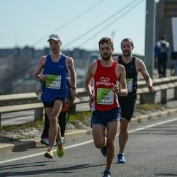 The 27th Lattelecom Riga Marathon - Paul Bown (3609)
