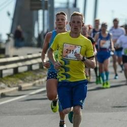 The 27th Lattelecom Riga Marathon - Virginijus Skrebutenas (2116)