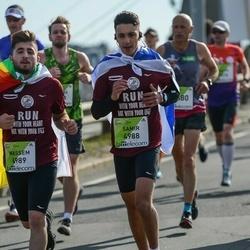 The 27th Lattelecom Riga Marathon - Samir Amer (4988)