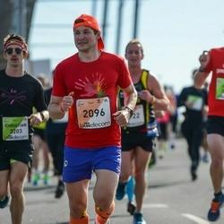The 27th Lattelecom Riga Marathon - Jurijs Šilins (2096)
