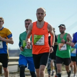 The 27th Lattelecom Riga Marathon - Audrius Mingėla (3733)