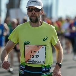 The 27th Lattelecom Riga Marathon - Timo Saaranen (1302)