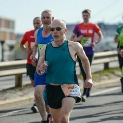 The 27th Lattelecom Riga Marathon - Jered Nyquist (424)