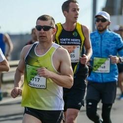 The 27th Lattelecom Riga Marathon - Jānis Hāze (4717)