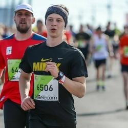 The 27th Lattelecom Riga Marathon - Danila Kachanka (6506)