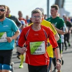 The 27th Lattelecom Riga Marathon - Sergei Shcherbatykh (3085)