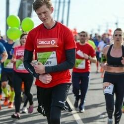 The 27th Lattelecom Riga Marathon - Eduards Alberts Vīksna (4309)
