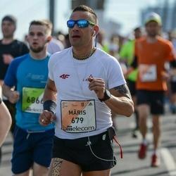 The 27th Lattelecom Riga Marathon - Māris Gūtmanis (679)