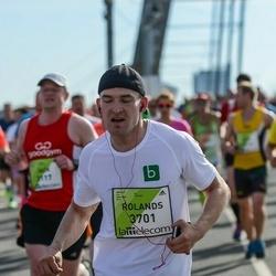 The 27th Lattelecom Riga Marathon - Rolands Pabērzis (3701)