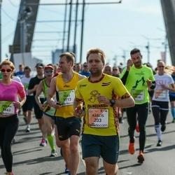 The 27th Lattelecom Riga Marathon - Kārlis Būmans (203)
