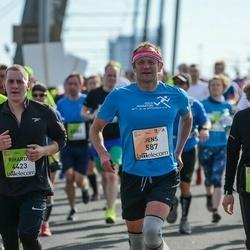 The 27th Lattelecom Riga Marathon - Jens Rydland (587)