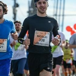 The 27th Lattelecom Riga Marathon - Nicolas Laurent (338)