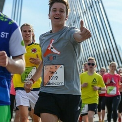 The 27th Lattelecom Riga Marathon - Timo Reekers (1019)