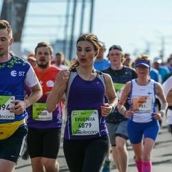 The 27th Lattelecom Riga Marathon - Evgeniia Sobol (4879)