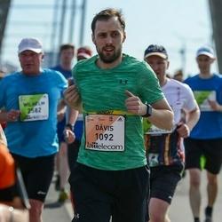 The 27th Lattelecom Riga Marathon - Dāvis Baumanis (1092)