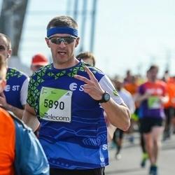 The 27th Lattelecom Riga Marathon - Māris Bērziņš (5890)