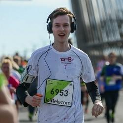 The 27th Lattelecom Riga Marathon - Mārcis Pikšēns (6953)