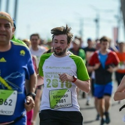 The 27th Lattelecom Riga Marathon - Edward Waters (2881)