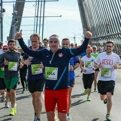 The 27th Lattelecom Riga Marathon - Arnis Lukašenoks (6044)